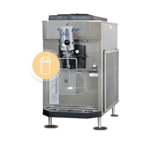 CS700 milkshake machine