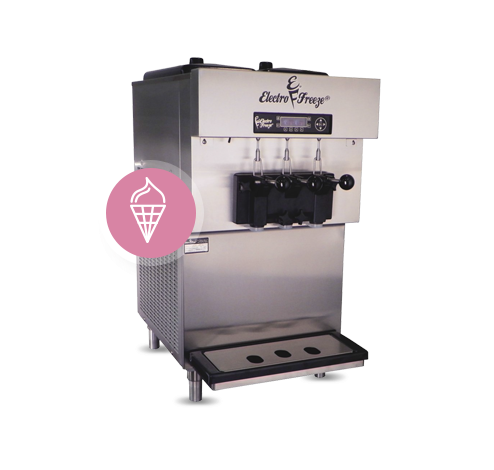 CS8 Commercial Ice Cream Machine