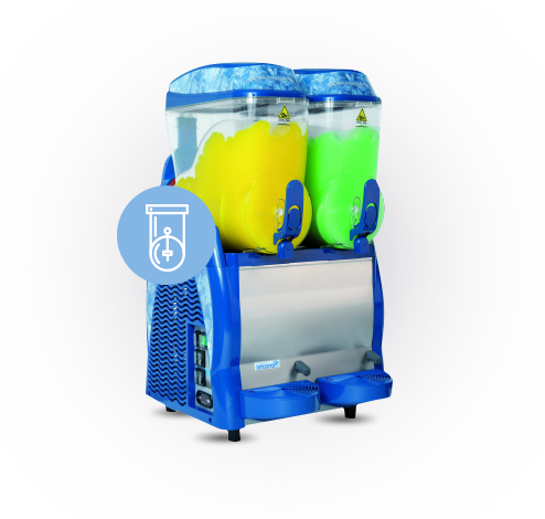 electro freeze milkshake machine